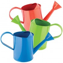 Multicolor 23 cm Height Watering Can