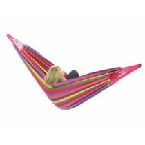 Multicolored Single Polyester  Hammock