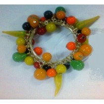 Napkin Ring with Beads