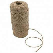 Natural 250 Feet Length Jute Twine