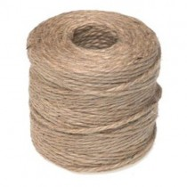 Natural 300 Feet Twisted Jute Twine Rope