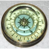 Natural Compass, 2 Inches