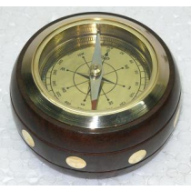 Natural Compass, 3.5 Inches