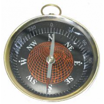 Natural Compass, 3 Inches