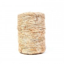Natural Finish 500-Feet Length Gardening Twine