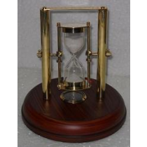 Natural Sand Timer, 6.5 Inches