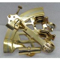 Natural Sextant, 8 Inches