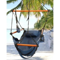 Navy Blue Hammock Chair