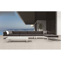 New Modular Design Aluminum Sofa Set