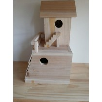 New Style Wooden Bird House