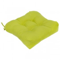 Olive Green Polyester 20 Inch Chair Cushion