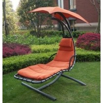 Orange Stylish Dream chair