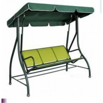 Outdoor Patio Swing With Three Seat