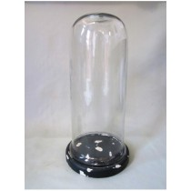 Oval Shaped  Candle Holder Size - 7.50X7.50X15.50