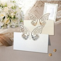 Paper Butterfly Card