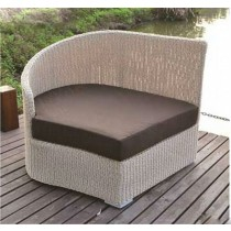 PE Rattan Right & Left Arm Chair