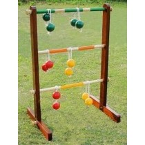 Pine Wood Ladder Wooden Golf