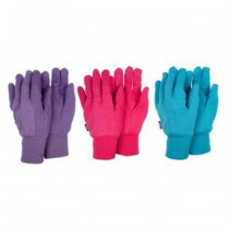 Plain Colored Gardening Gloves