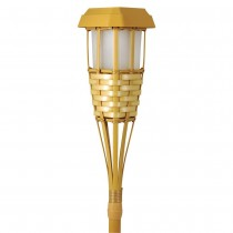 Plastic Solar Led Garden Torch