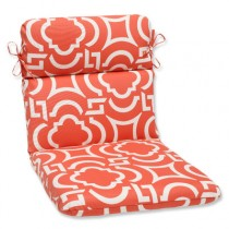 Polyester 21 Inch Lounge Chair Cushion