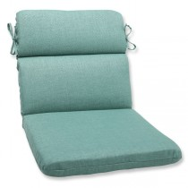 Polyester Surf Color Lounge Chair Cushion