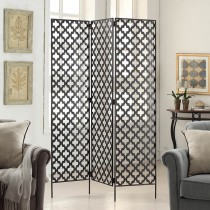 Powder Coated Antique Copper Finish Metal Screen
