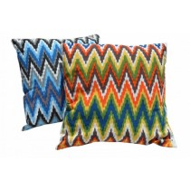 Printed Multi Color Cushion Cover