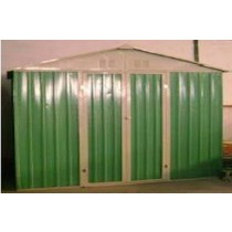 Protected Large Garden Shed