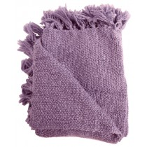 Purple 50 X 70 Inch Throw