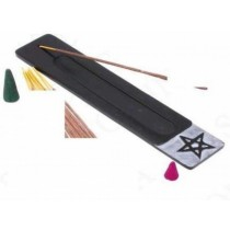 Rectangle Shape Incense Burner Holder