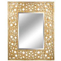 Rectangle Shape Wall Mirror