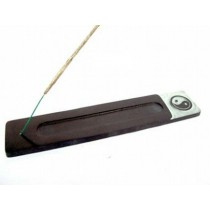 Rectangular Black Incense Stick Holder
