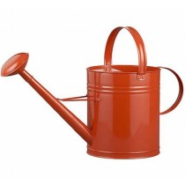 Red Iron 8 Inch Watering Can