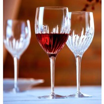 Red Wine Stem Glass