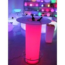 RGB Remote Control Led Bar Table