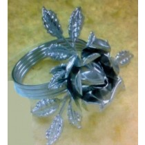 Rose Shape Napkin Ring