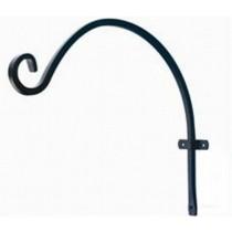 Round Black Hook 410 mm