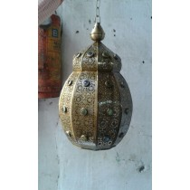 Round crown design Lantern