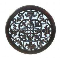 Round Designer Mirror Panels