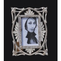 Round New Photo Frame 4 x 6 Size