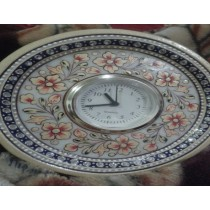 Round Plate Decorative Watch