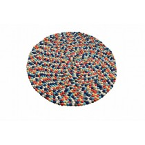 Round Tufted Design Carpets