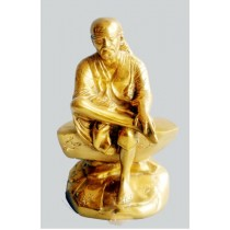 Sai Baba Statue, 9 Inches