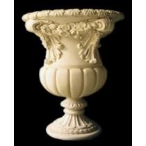 Sandstone Hand Carved Unique Design Flowerpot