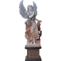 Sculpture of Lady Angel