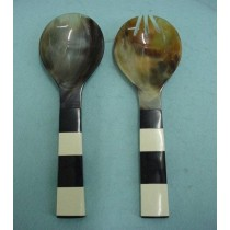 Service Spoon Cutlery Set of 2 Pcs