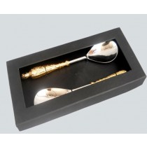 Serving Set of 2 Pcs In Window Box