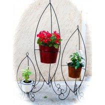 Set Of 3 Planter Stand
