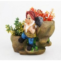 Small Gnome Pot and Planter
