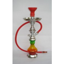 Small Multicolored 18'' Hookah
